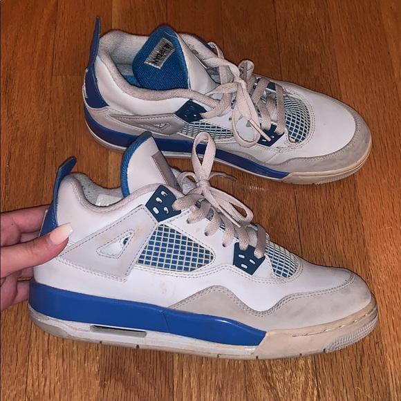 Purchase \u003e jordan 4 military blue 2012